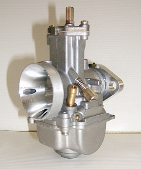 The JRC Engineering motor cycle carburettor